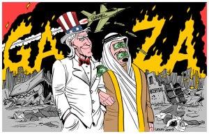 Gaza & Arab silence